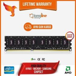 LONGLINE - DDR2 LONG-DIMM 2GB 800MHZ PC2-6400 CL6 NON-ECC LNGDDR2800/2