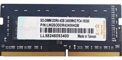 Longline - Longline 4GB DDR4 2400MHz NOTEBOOK RAM LNGSODDR424004GB