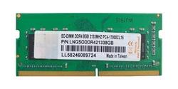 Longline - Longline 8GB DDR4 2133MHz NOTEBOOK RAM LNGSODDR421338GB