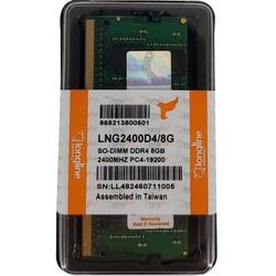Longline 8GB DDR4 2400MHz NOTEBOOK RAM LNGSODDR424008G - Thumbnail